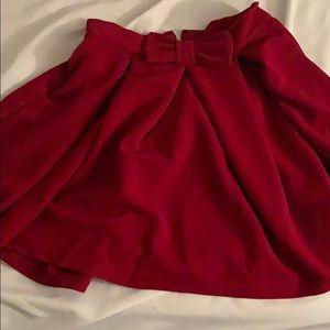 SheIn Women's Flared Mini Skirt